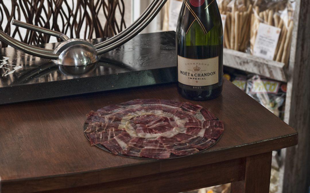 Qué vino es la mejor combinación con el jamón de bellota