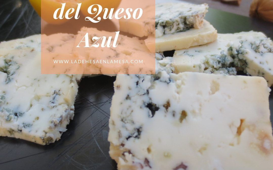 Beneficios del queso azul